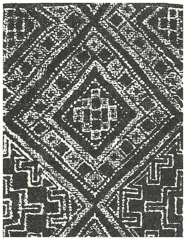 L'Art décoratif musulman, Gabriel-Rousseau, 1934 - Page 10 Dscan_92