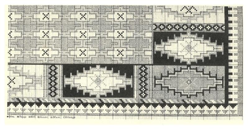 Prosper RICARD : CORPUS DES TAPIS MAROCAINS Tome IV, Tapis divers. - Page 2 Escan_51