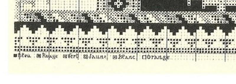 Prosper RICARD : CORPUS DES TAPIS MAROCAINS Tome IV, Tapis divers. - Page 2 Escan_52
