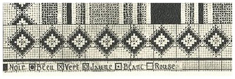 Prosper RICARD : CORPUS DES TAPIS MAROCAINS Tome IV, Tapis divers. - Page 2 Escan_56