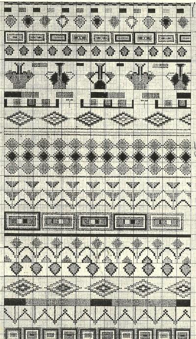Prosper RICARD : CORPUS DES TAPIS MAROCAINS Tome IV, Tapis divers. - Page 2 Escan_65
