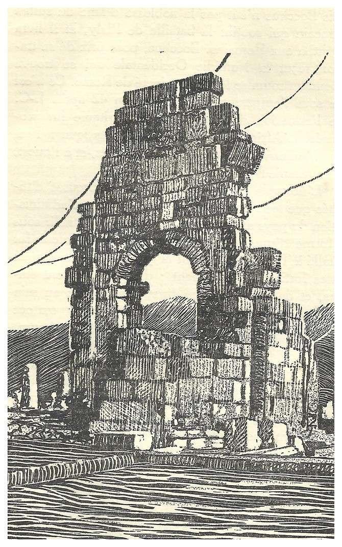 Armand MEGGLE : LE MAROC, Collection des Terres françaises, Dessins de G. TOURNON, 1931. Fascan11