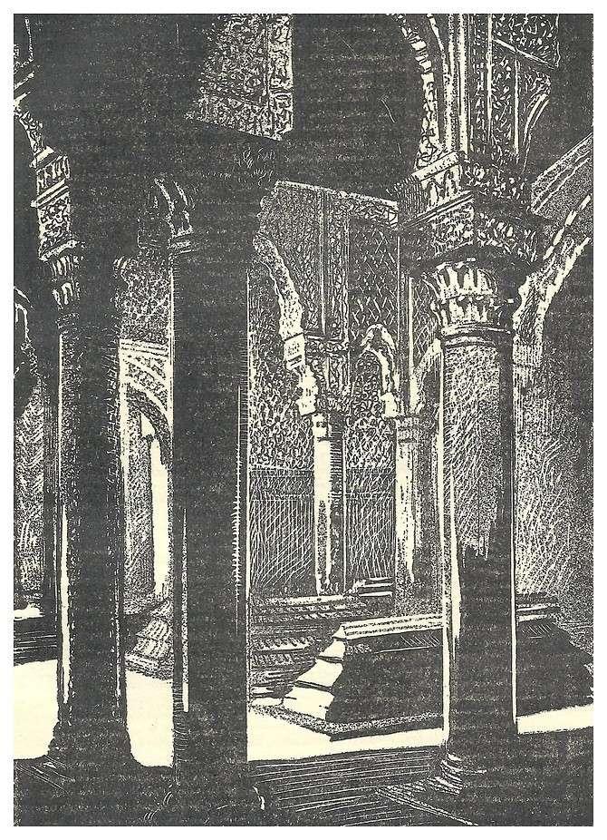 Armand MEGGLE : LE MAROC, Collection des Terres françaises, Dessins de G. TOURNON, 1931. Fascan12