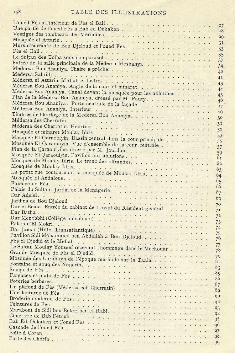 LE MAROC ET SES VILLES D'ART, TANGER, FES ET MEKNES - Page 7 Fscan123