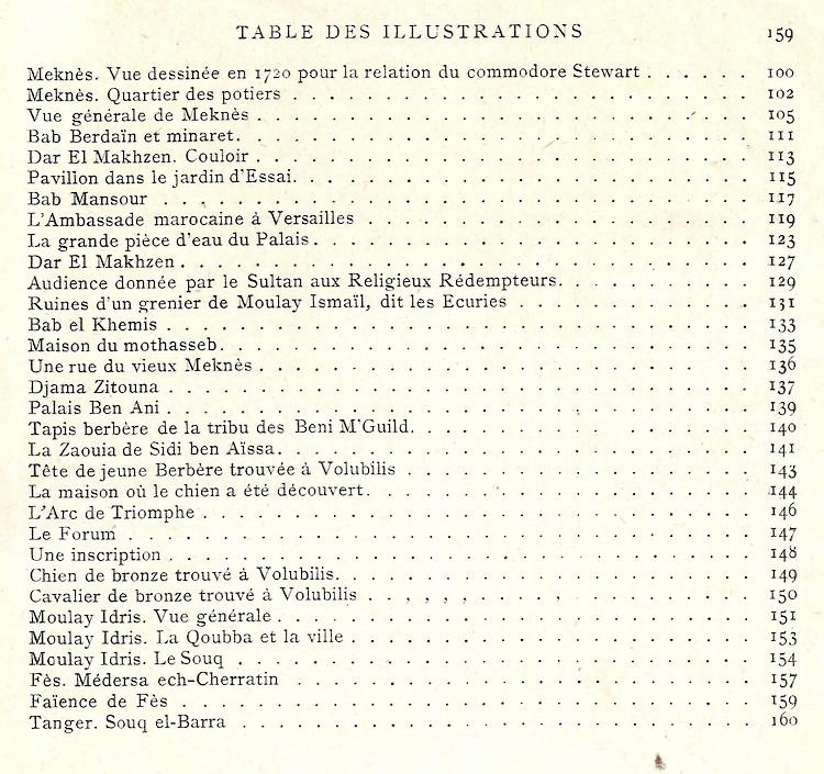 LE MAROC ET SES VILLES D'ART, TANGER, FES ET MEKNES - Page 7 Fscan124