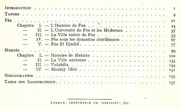 LE MAROC ET SES VILLES D'ART, TANGER, FES ET MEKNES - Page 7 Fscan127