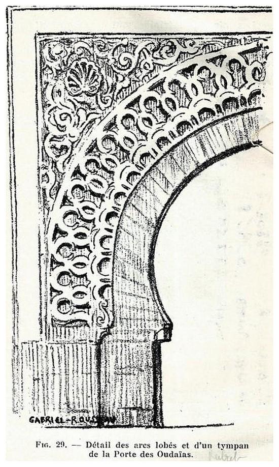 L'Art décoratif musulman, Gabriel-Rousseau, 1934 - Page 2 Fscan137