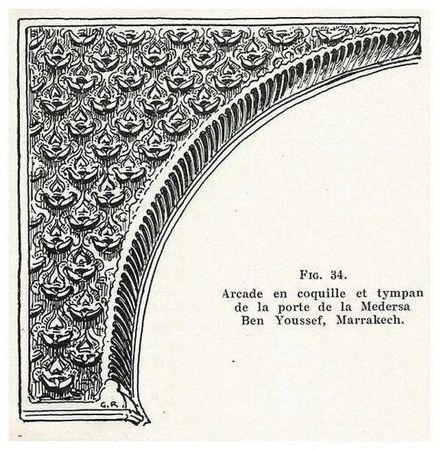 L'Art décoratif musulman, Gabriel-Rousseau, 1934 - Page 3 Fscan143