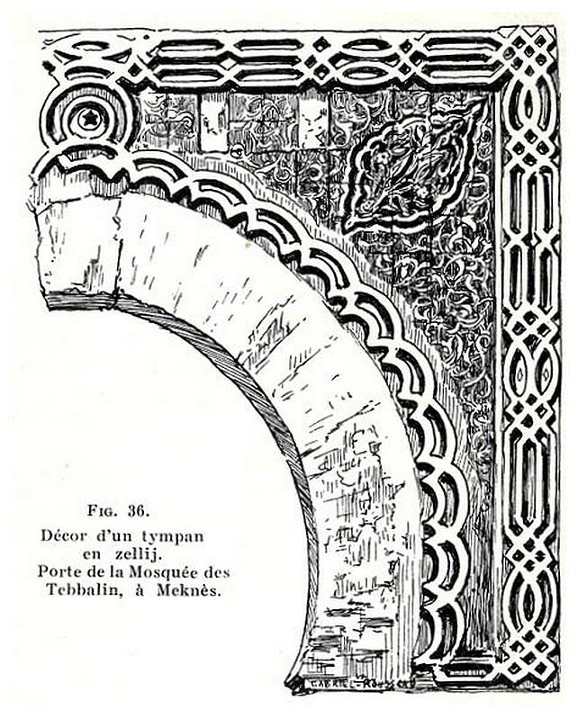 L'Art décoratif musulman, Gabriel-Rousseau, 1934 - Page 3 Fscan145