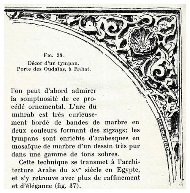 L'Art décoratif musulman, Gabriel-Rousseau, 1934 - Page 3 Fscan147