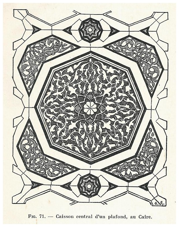 L'Art décoratif musulman, Gabriel-Rousseau, 1934 - Page 5 Fscan181