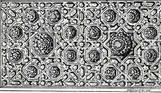 L'Art décoratif musulman, Gabriel-Rousseau, 1934 - Page 5 Fscan182