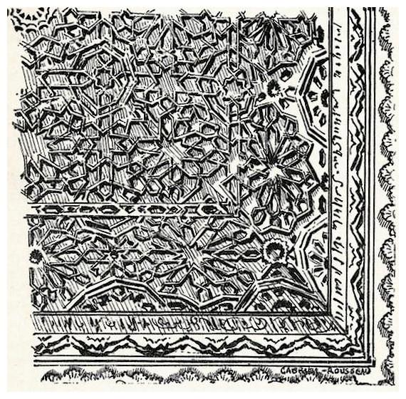 L'Art décoratif musulman, Gabriel-Rousseau, 1934 - Page 5 Fscan183