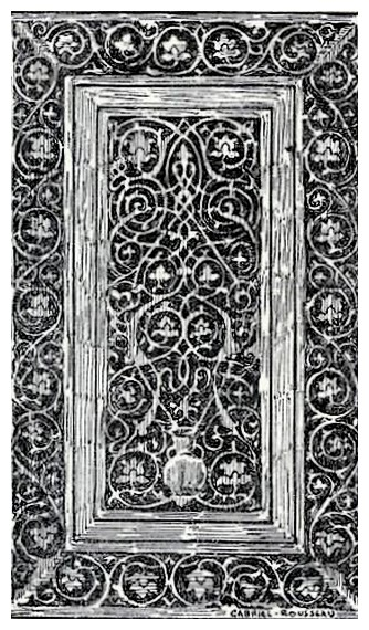 L'Art décoratif musulman, Gabriel-Rousseau, 1934 - Page 6 Fscan206