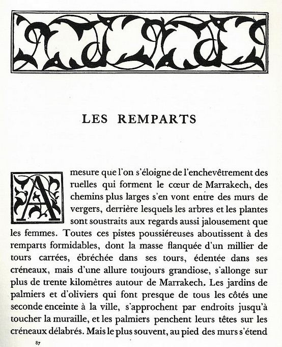 Jean et Jérôme THARAUD, LE MAROC - 1923 - - Page 3 Fscan237