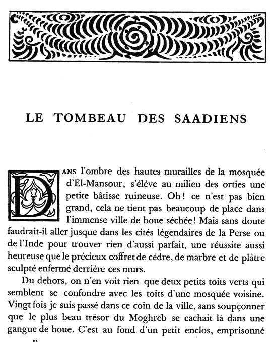 Jean et Jérôme THARAUD, LE MAROC - 1923 - - Page 3 Fscan241