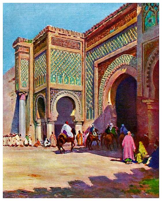 Jean et Jérôme THARAUD, LE MAROC - 1923 - - Page 4 Fscan249