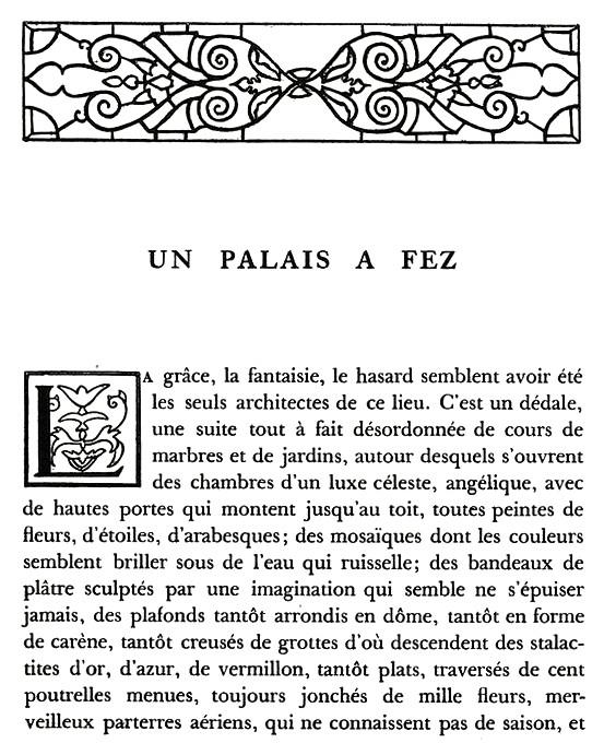 Jean et Jérôme THARAUD, LE MAROC - 1923 - - Page 5 Fscan263
