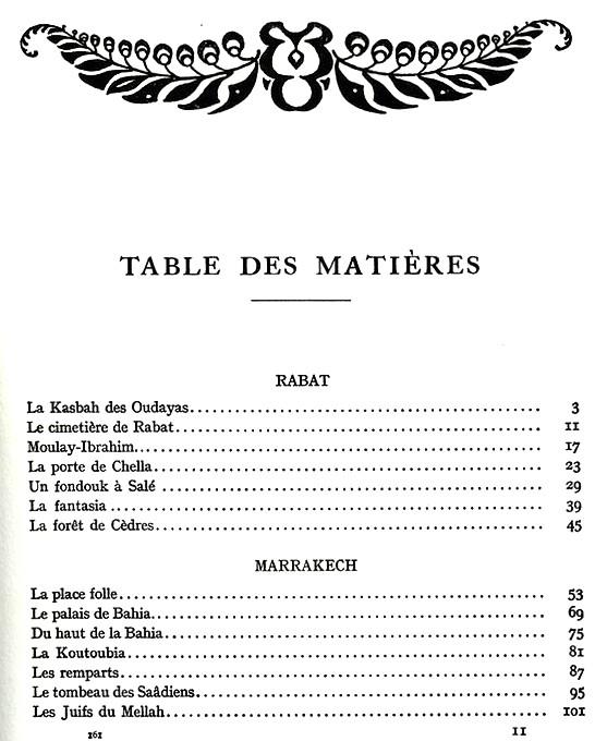 Jean et Jérôme THARAUD, LE MAROC - 1923 - Fscan278