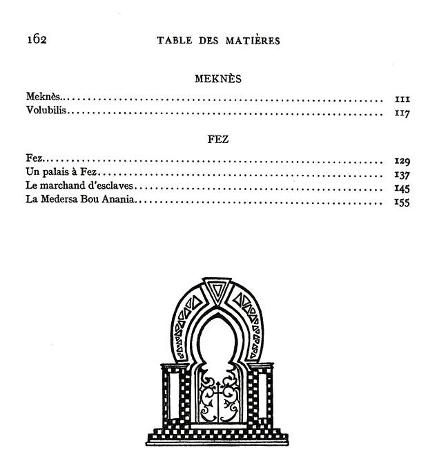 Jean et Jérôme THARAUD, LE MAROC - 1923 - - Page 5 Fscan279