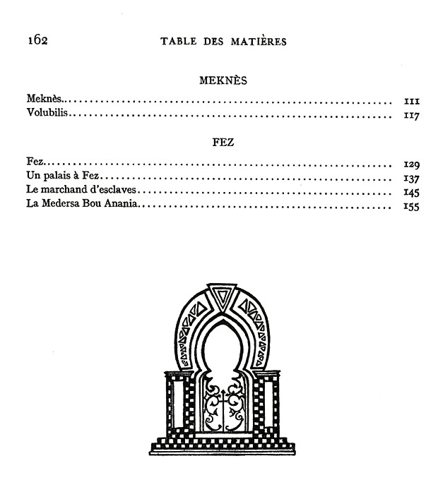 Jean et Jérôme THARAUD, LE MAROC - 1923 - Fscan279