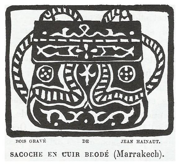 LES ARTS DECORATIFS AU MAROC - Page 8 Jjsca118