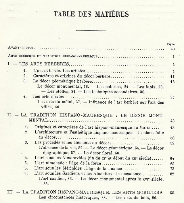 LES ARTS DECORATIFS AU MAROC - Page 8 Jjsca139