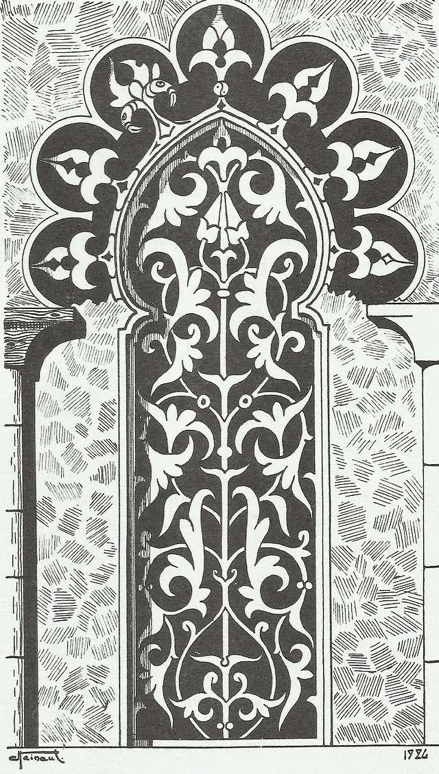 LES ARTS DECORATIFS AU MAROC - Page 5 Jjscan54