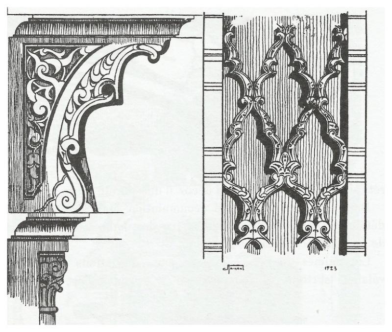 LES ARTS DECORATIFS AU MAROC - Page 5 Jjscan60