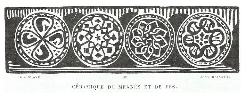 LES ARTS DECORATIFS AU MAROC - Page 6 Jjscan92