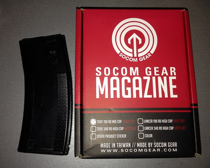 Petite vente: G33,magnifier 3X, Chargeur M4 midcap Photo_11