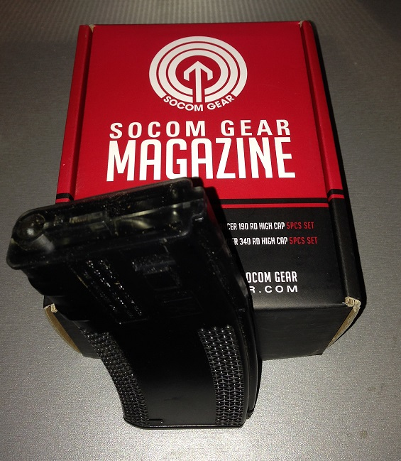Petite vente: G33,magnifier 3X, Chargeur M4 midcap Photo_12