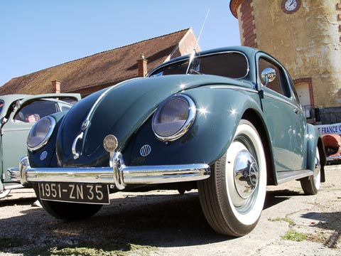 Optique Marchal sur VW et Porsche .. 09200010