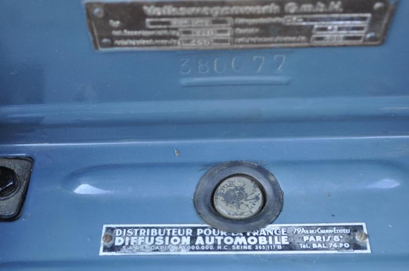Vw en France - la concession VW Diffusion à Neuilly 11504410