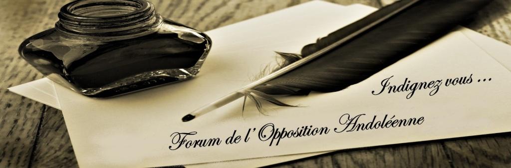 Forum de l'Opposition Andoléenne