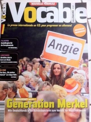 """Wie Merkel zum Vorbild für Mädchen wurde (Vocable 665 """"die Welt"""") Der_vo12"""