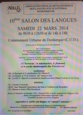 10ème salon de Dunkerque le 22 Mars 2014 Festiv10