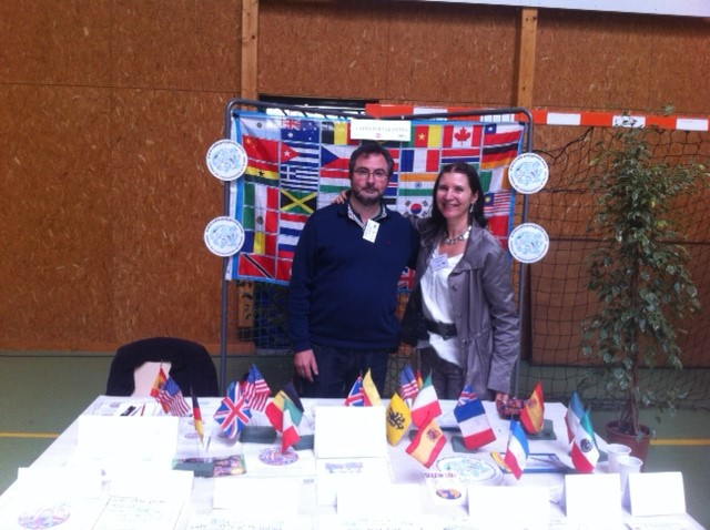 Ier salon des langues de Béthune le 24 Mai 2014 Salon_14