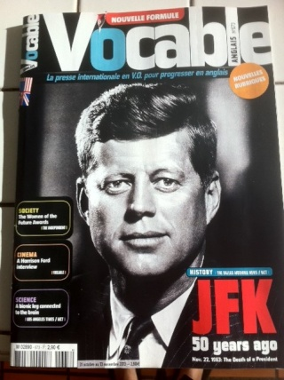 (Vocable 673 Dallas News) from Revenge to Kitsch, Assassination references run gamut Voc14