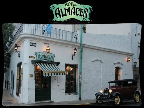 [Argentine] - Tango Al viejo Almacen, Buenos Aires Alma110