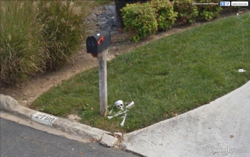 Street View : Les boites aux lettres insolites Boite10