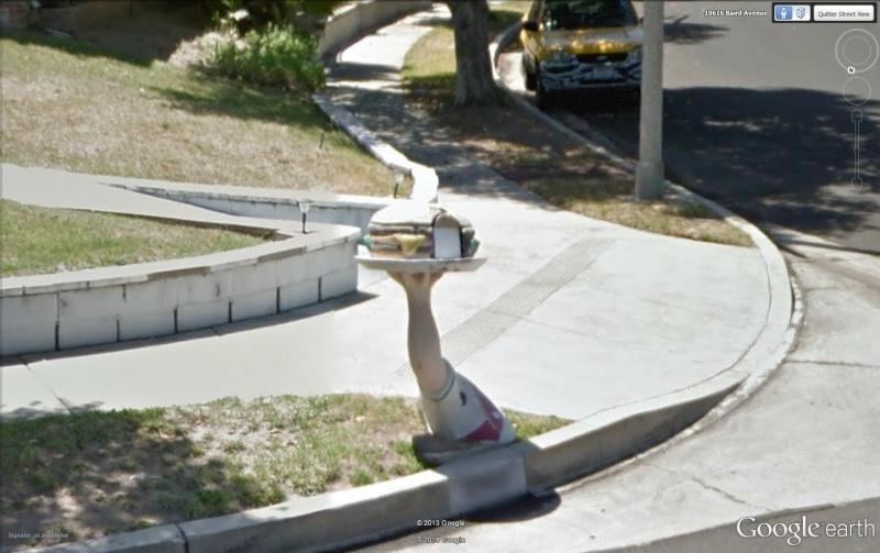 Street View : Les boites aux lettres insolites - Page 2 Break10