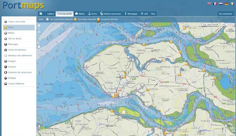 Cartes Marines - Nautical Maps - Cartas Nauticas - Page 4 Carte10