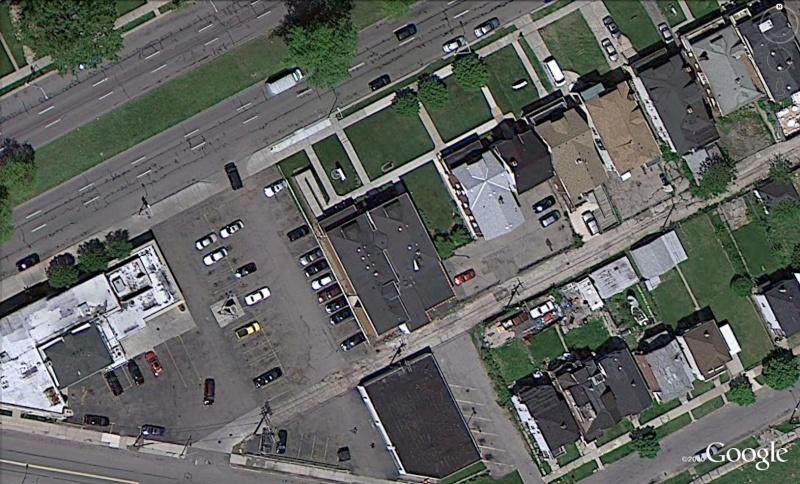 Motown, Détroit, Illinois - USA Mo210
