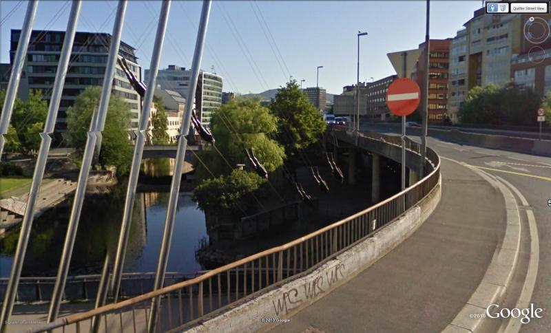 Plongeurs/hommes grenouilles à Oslo - Norvège Plonge10