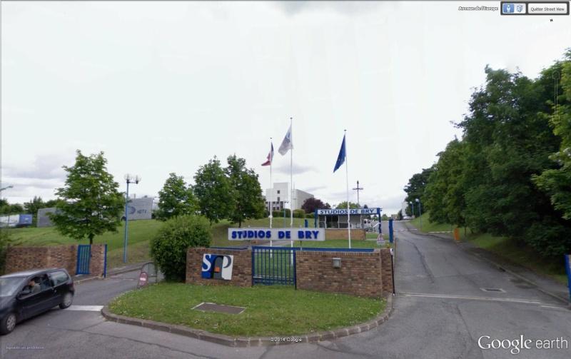 Studios SFP Bry sur Marne France Sfp110
