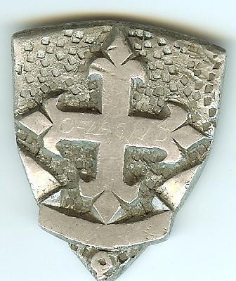 insignes scouts présentés en lien avec WW2 Euf_in10