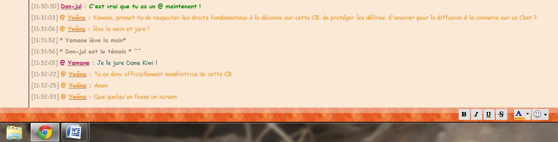 La Chatbox... Et ses moments inoubliables. Screen10