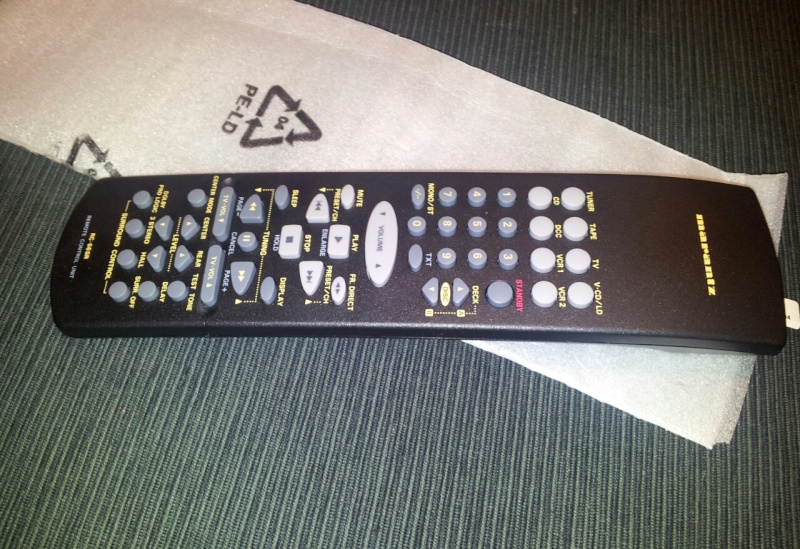 Marantz Player Remote Control Marant11