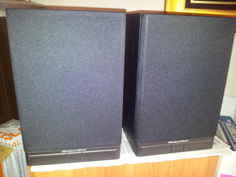 Mordaunt Short MS05 Speakers Ms111